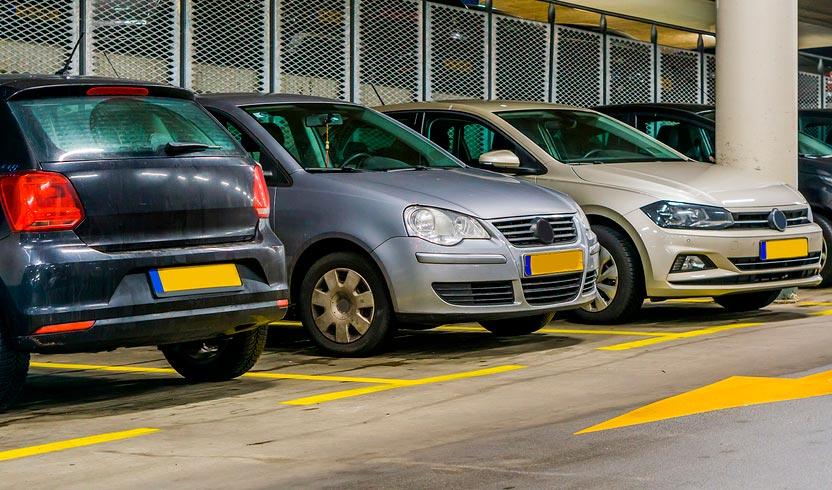 Tipos de sensores de aparcamiento actuales